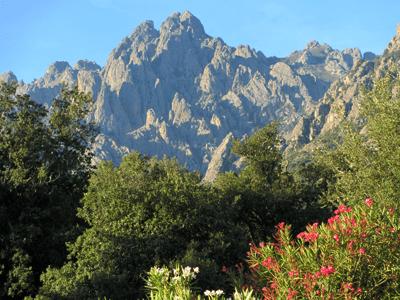 Fastenwandern und  Bergluft schnuppern auf Korsika