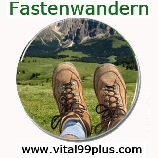 Fasten Wandern Radfahren